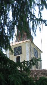Turnul Bisericii Evanghelice Vurpăr