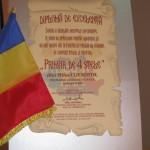 Distincție ACOR    - Diplomă de excelență -   Comuna Vurpăr