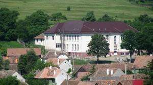 Școala Generală - Comuna Vurpăr