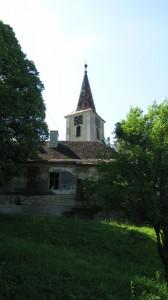 Biserica Evanghelică - sec.XIII - Comuna Vurpăr, județul Sibiu