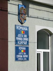 Primăria - Comuna Vurpăr - jud. Sibiu